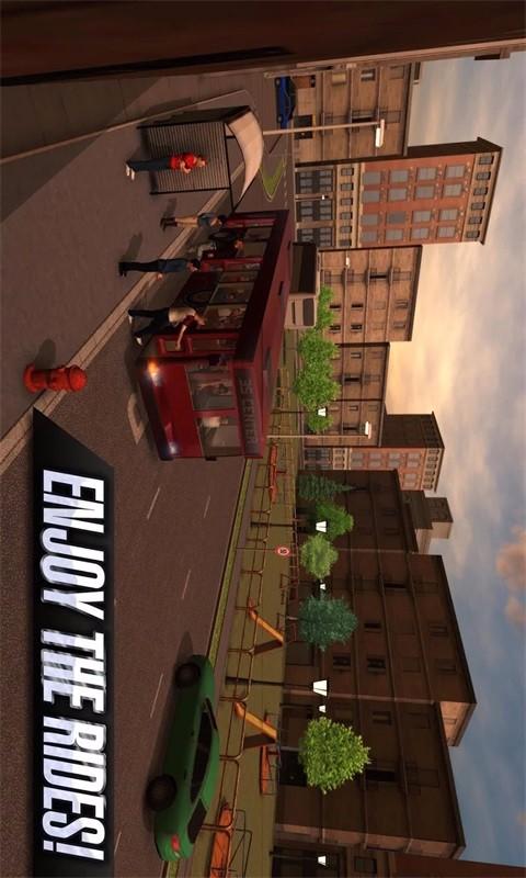 3D巴士驾驶-应用截图