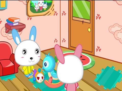小白兔乖乖 亲宝儿歌