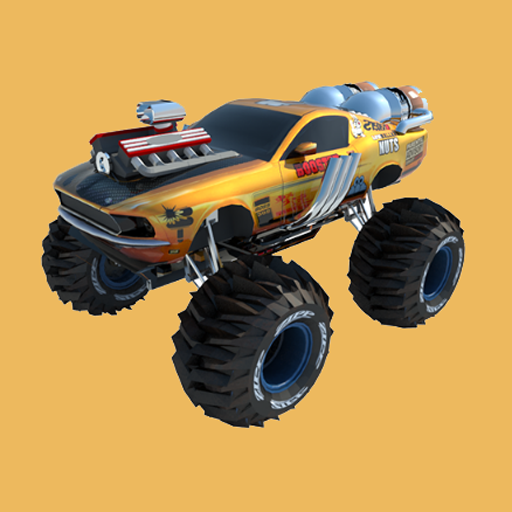 疯狂越野车 賽車遊戲 App LOGO-硬是要APP