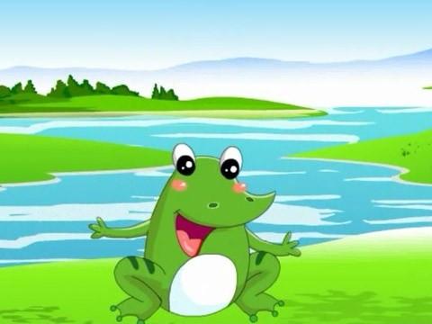 小青蛙疯狂摇头表情包分享展示图片